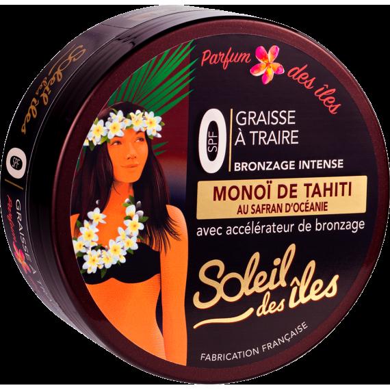 Graisse à traire au Réa & Monoï de Tahiti – Parfum des îles