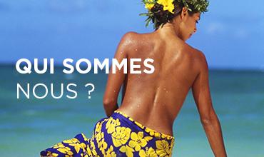 Qui sommes-nous ? Soleil des îles se présente