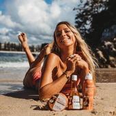 Beach... I miss you! 🌴☀🌺 _📸 : @maudlecar #soleildesiles #beautycare #suncare #skincare #surf #sea #sunshine #moodoftheday #sunaddict #beach